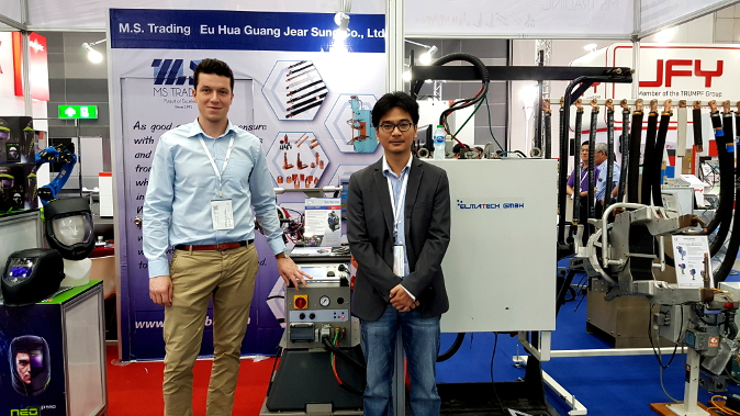 elma tech at intermach asia thailand 2019 2 web